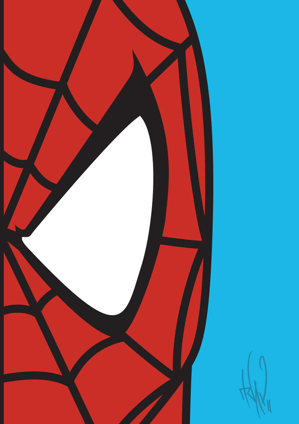 simple spidey by TuaX
