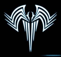 venom tron logo by TuaX
