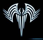 venom tron logo