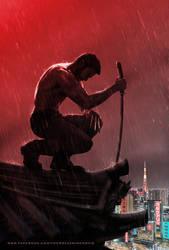 Wolverine poster my version