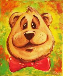 Bear - portret