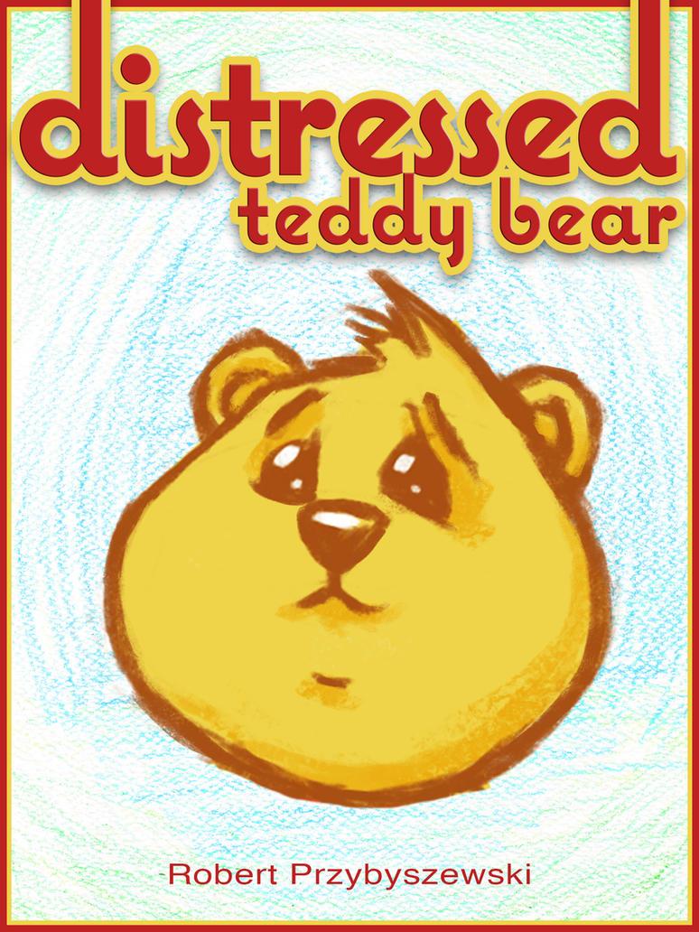 Distressed Teddy Bear by TuaX