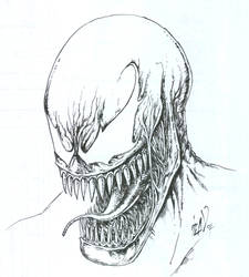 Venom regular smile