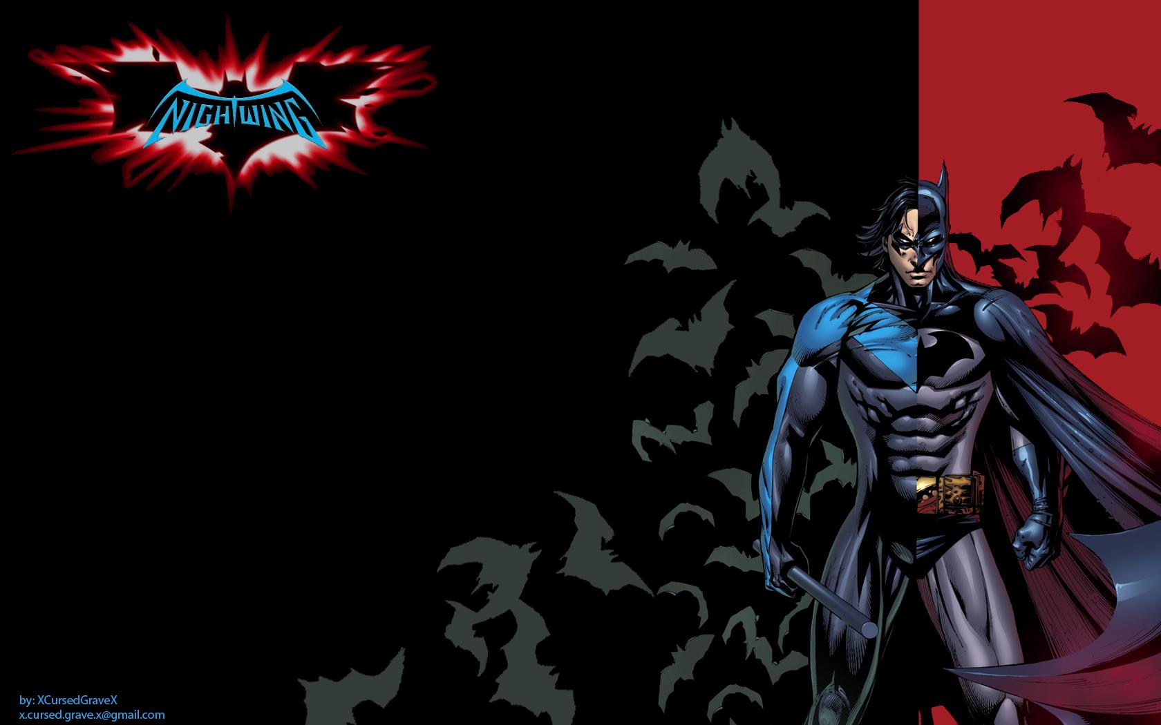 Nightwing: BftC 3 by xcursedgravex