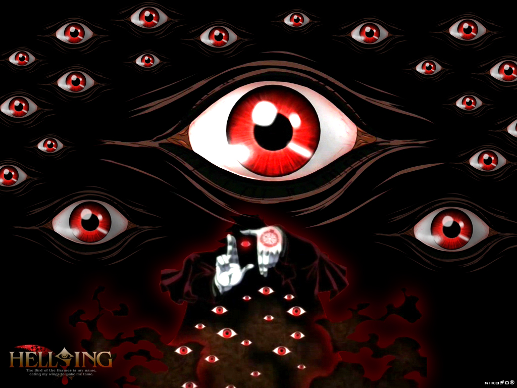 Hellsing Wall By E5996 On DeviantArt