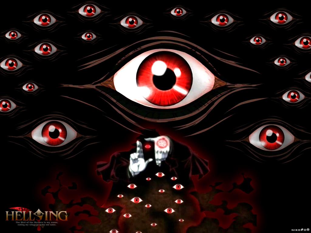 Hellsing + ovas + manga - Identi  Alucard