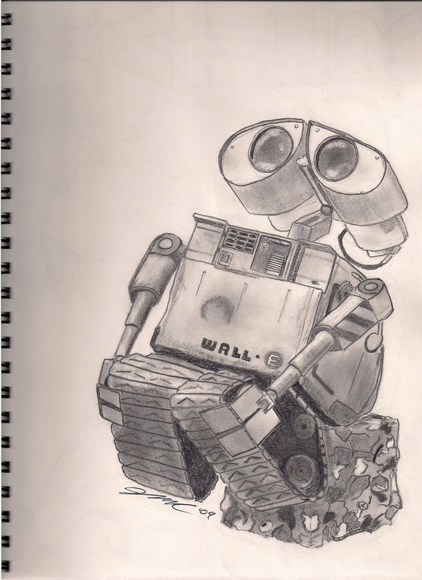 Wall-E by weaselbait