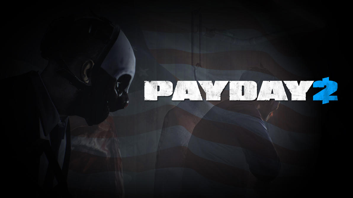 Payday 2 Wolf 1920x1080 By Richardf23 On Deviantart