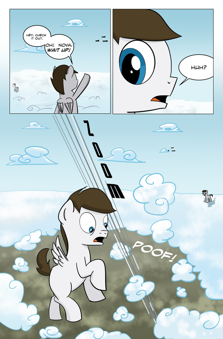 Fallout Equestria: Grounded page 3 by BruinsBrony216