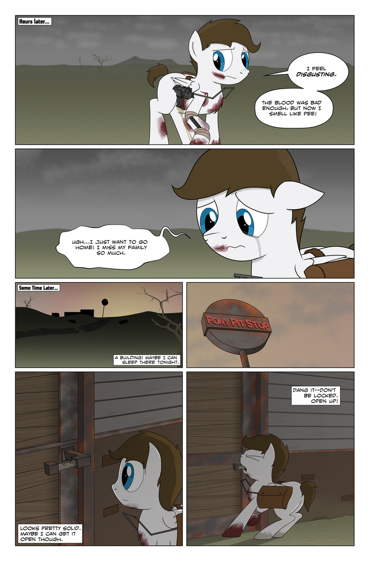 Fallout Equestria: Grounded page 55 by BoyAmongClouds
