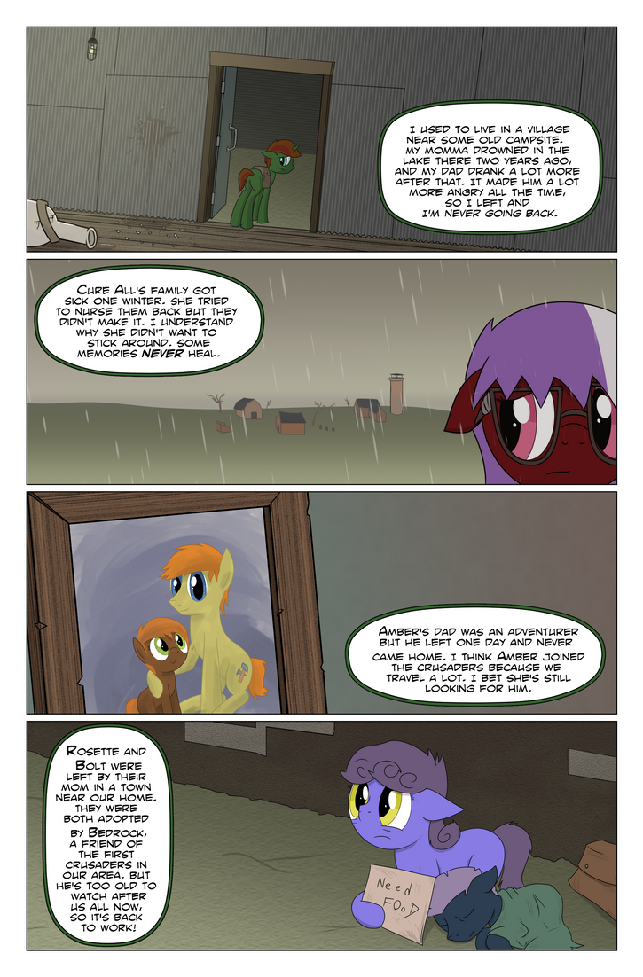 Fallout Equestria: Grounded page 76 by BoyAmongClouds