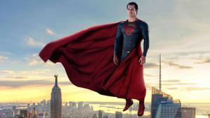Superman - Man of Steel Wallpaper