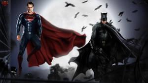 Batman v Superman - Wallpaper 03