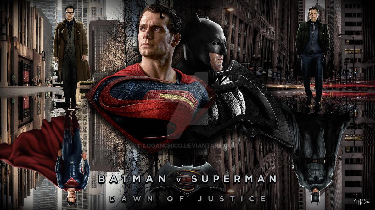 Batman V Superman Wallpaper 05 1080p By LoganChico