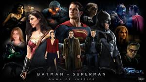 Batman v Superman  Final Wallpaper