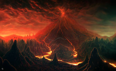 Morrowind: Red Mountain