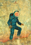 Astronaut (mosaic version)