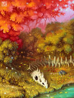 Forgotten Legends by ThornSpine