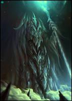 The Elder Titan by ThornSpine