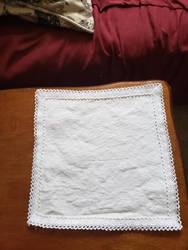 Lace-edged Handkerchief by RashariJewel