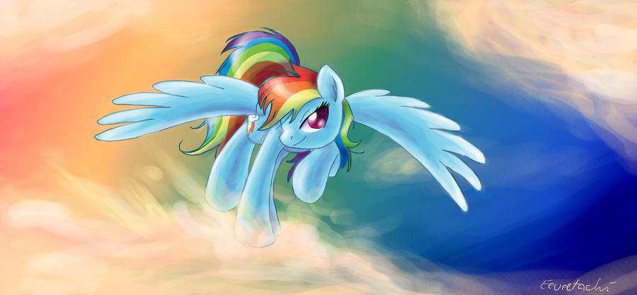 Dashie by Eeveetachi