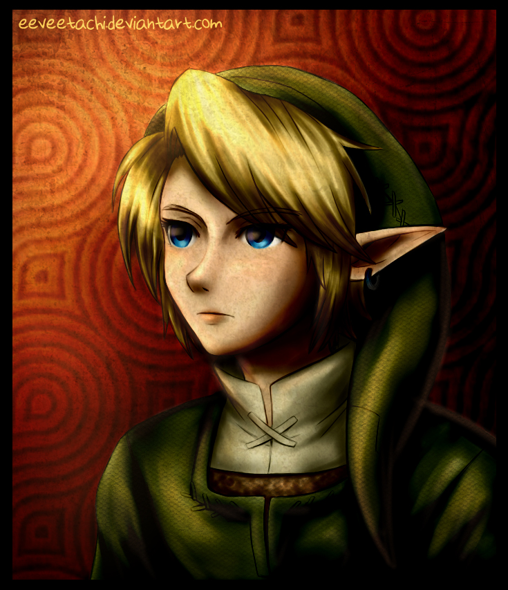Link by Eeveetachi