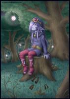 Tale of the Little Sorcerer by Eeveetachi