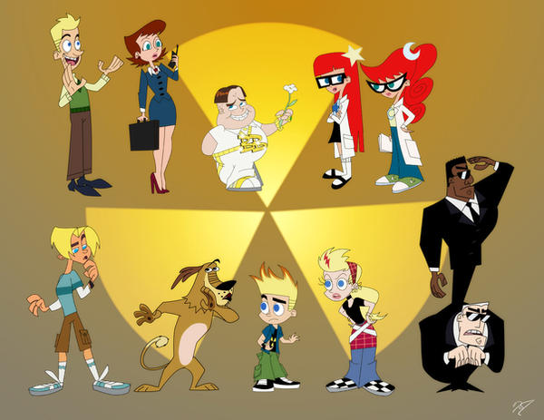 Johnny Character Lineup By EastCoastCanuck On DeviantArt