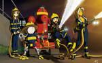 Ah My Firefighter