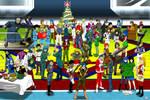 Robotech Christmas