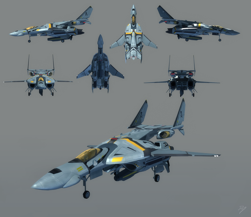 VF-15 fighter config by EastCoastCanuckXm301