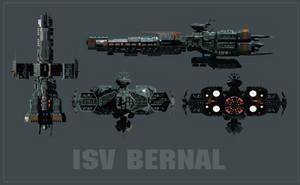 ISV Bernal by EastCoastCanuck