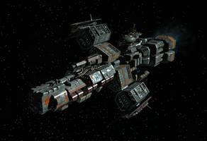 ISV Bernal Q ship mode by EastCoastCanuck