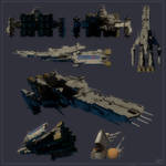 SDF1 cruiser