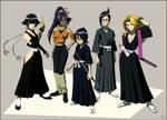 Bleach Girls