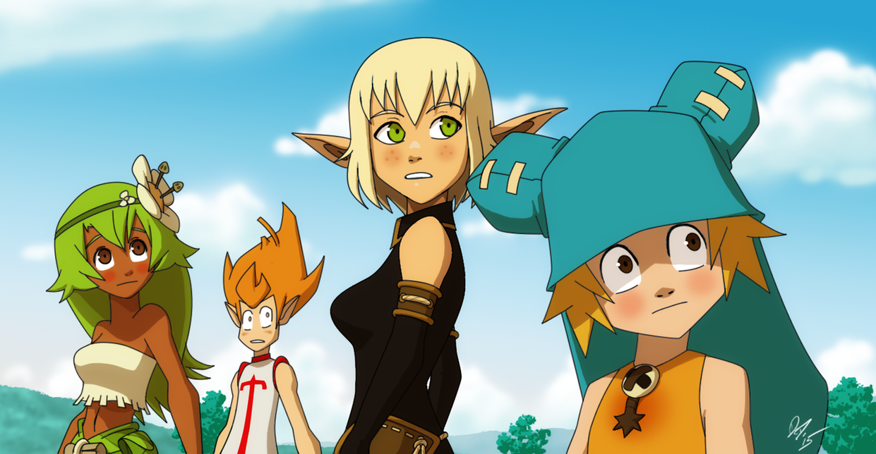 Wakfu Fake Screenshot by EastCoastCanuck