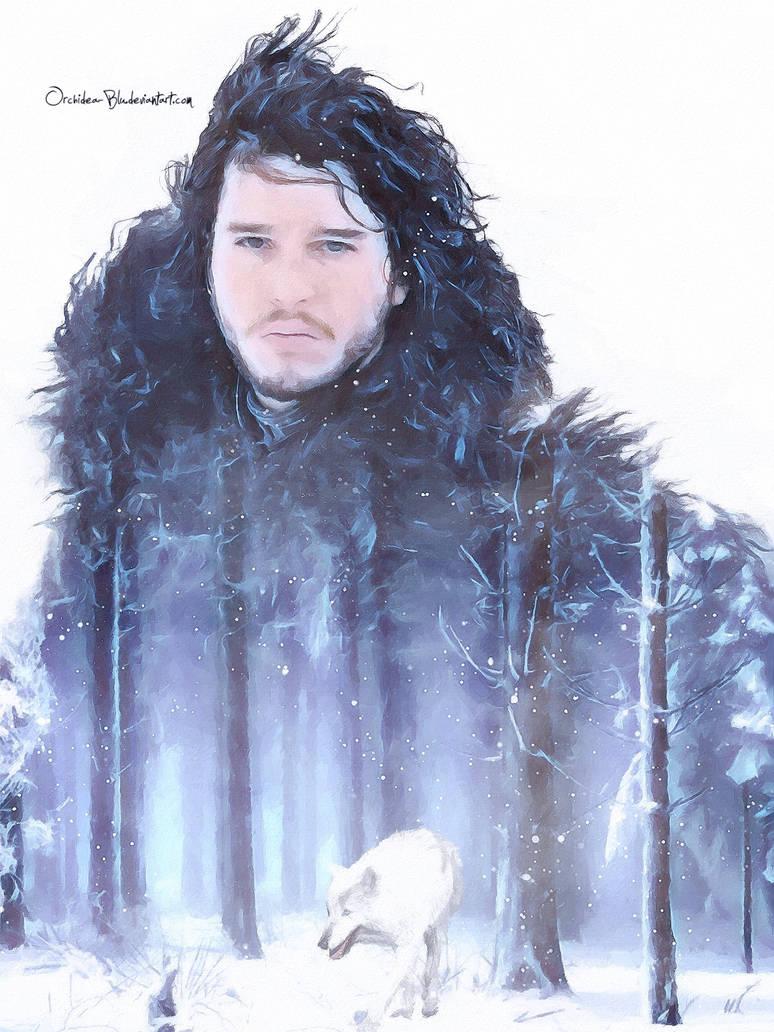 -Snow-