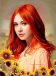 -Amelia Pond-