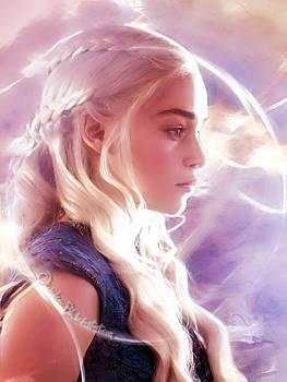 -Daenerys Targaryen-