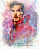 Doctor Strange by Orchidea-Blu