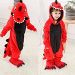 Red Dragon Kigurumi