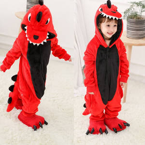 Red Dragon Kigurumi