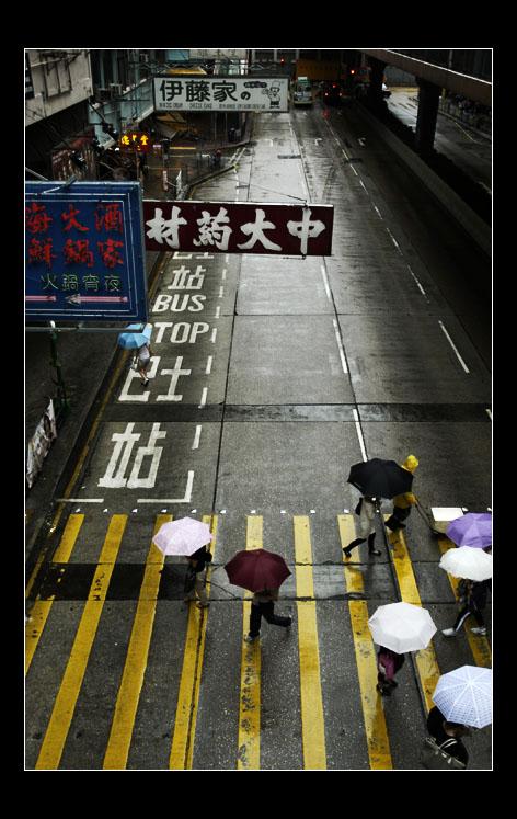 Streets of Hong Kong by cb100