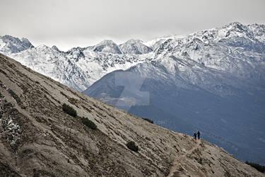 From Karwendel To Stubai Alps