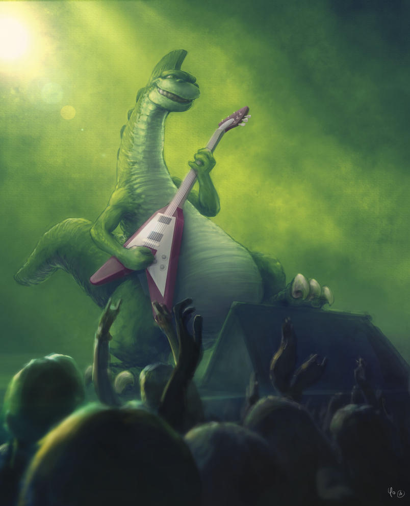 Denver, The Last Dinosaur By Yolaf On DeviantArt