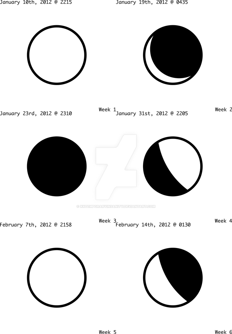 coloring pages moon phases - coloring of the moon phases activity coloring pages