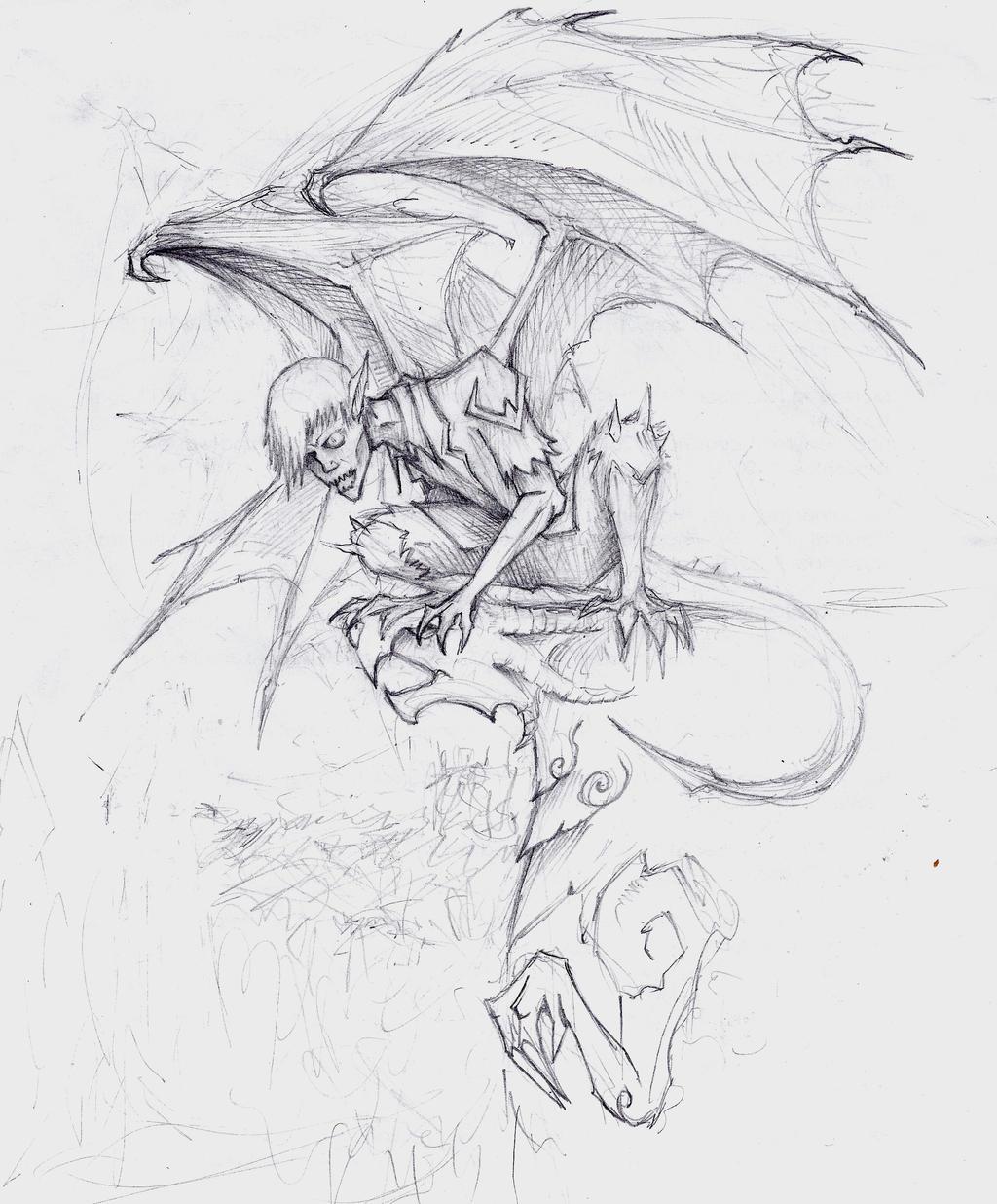 Gargoyles In London By Greytracker