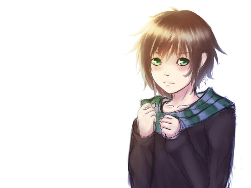 Albus Severus Potter by MortalFate