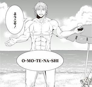 Cutest muscular beach boy Joseph Gustav Newton! by Makoto-nii-chan