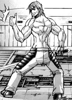 Handsome cute muscular boy Joseph Gustav Newton! by Makoto-nii-chan